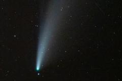 La Comète Neowise, juillet 2020, Savoie